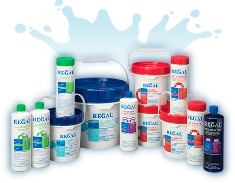 These are just a small example of the wide variety of pool maintenance chemicals that we offer at our seven locations.