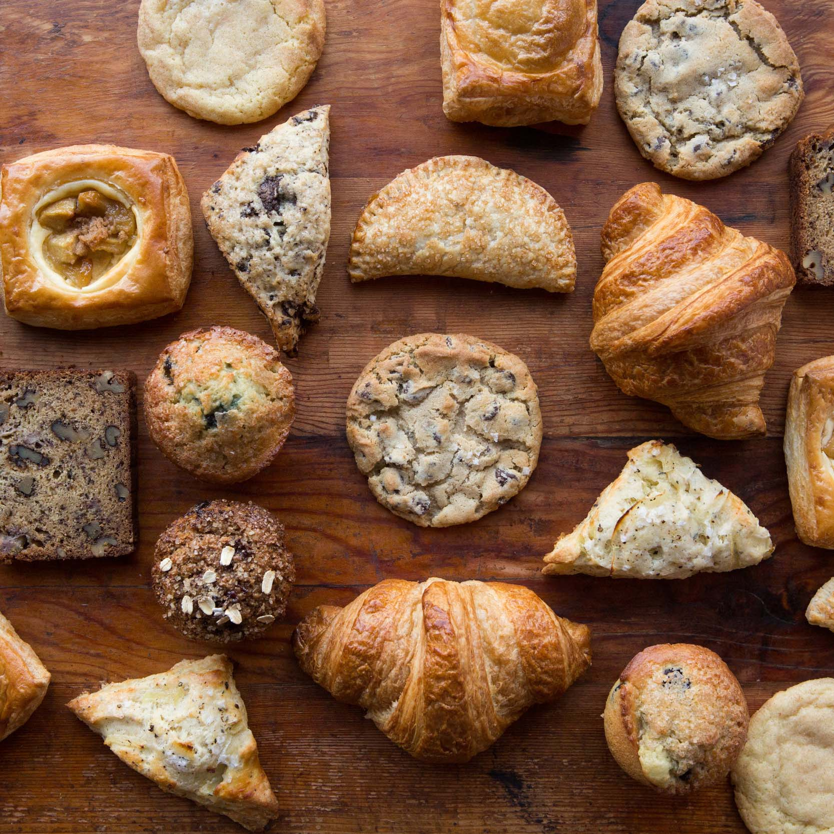 Rushmore Baking - Born from a love of the perfect croissant, and a desire to craft everything under one roof, Rushmore Baking is a new company from Pastry Chef Kristen Napoleoni, General Manager Brian McCaul and Restaurateur Nate Tilden.