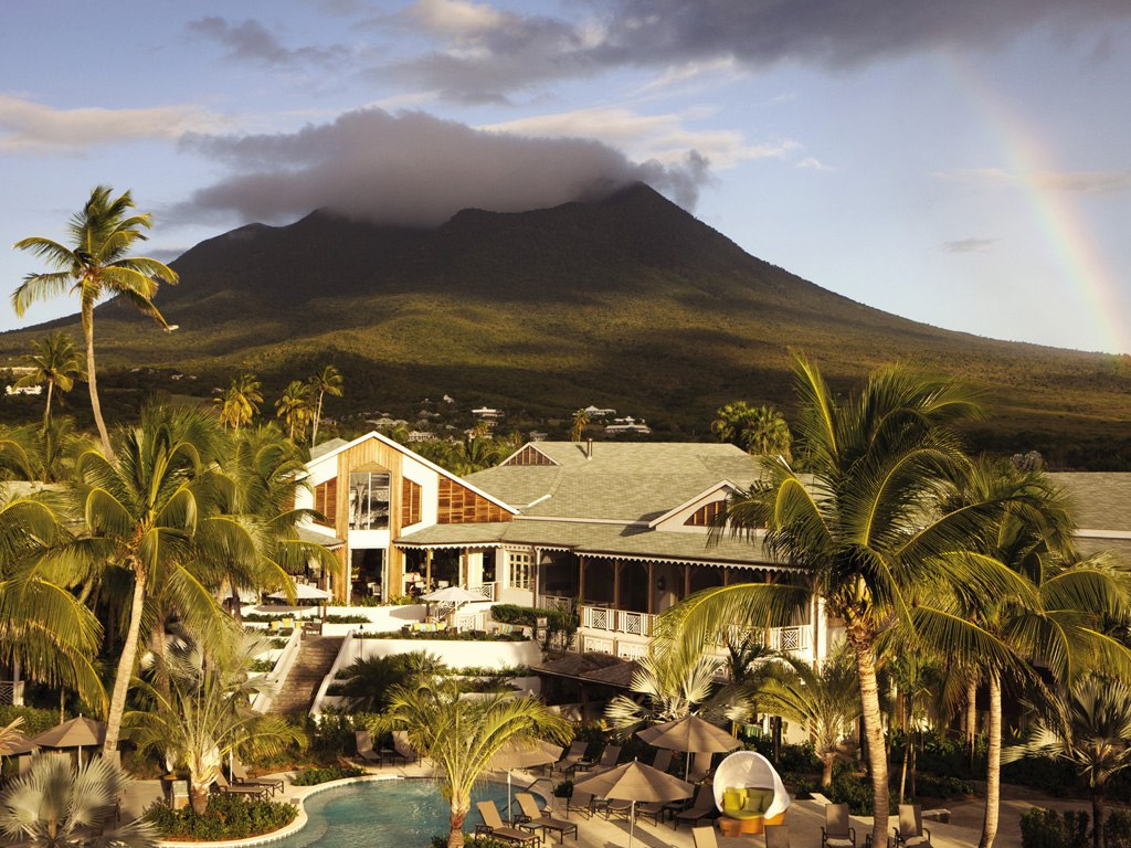 Four Seasons Resort - Nevis, BWI