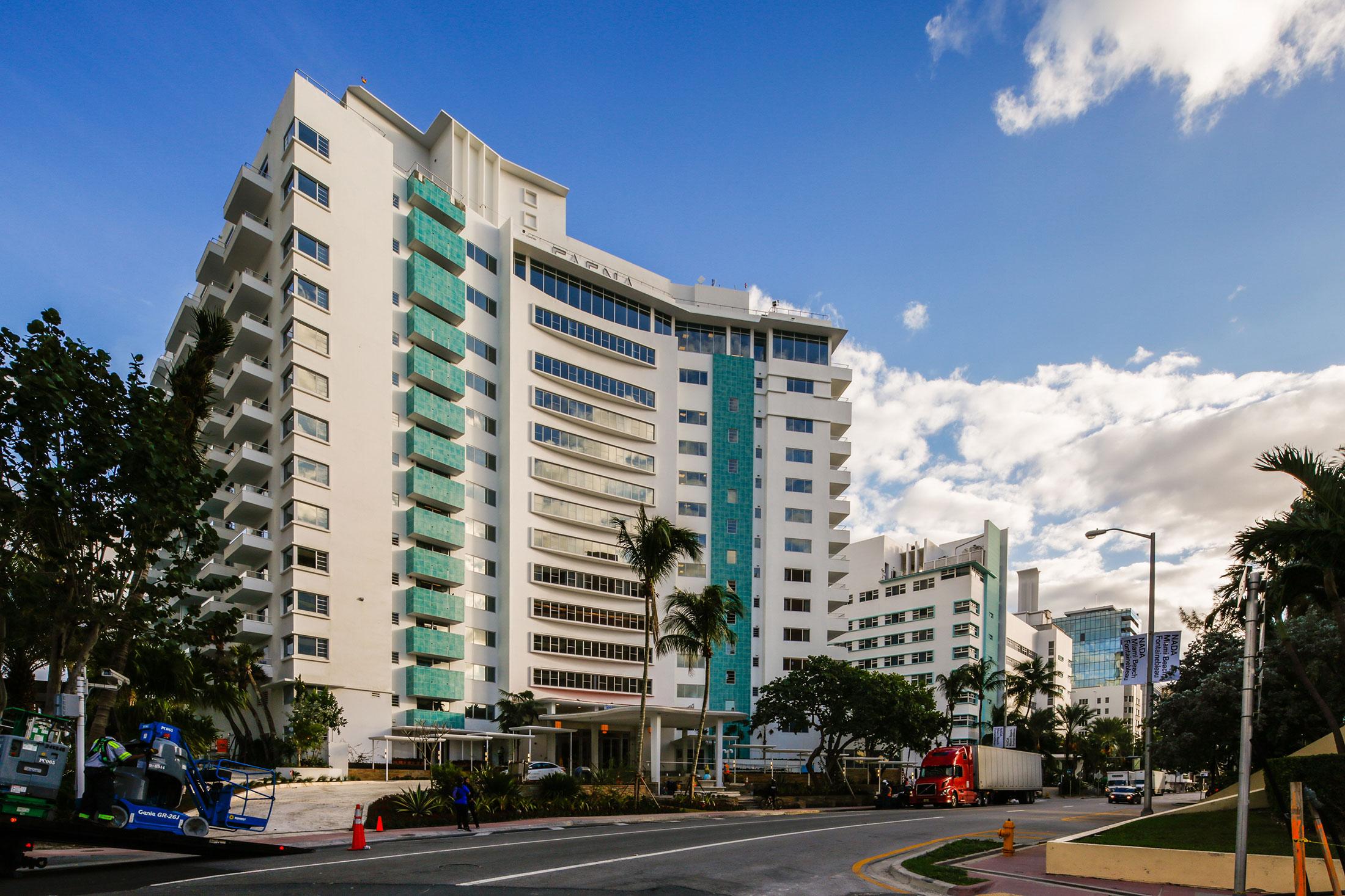 Faena Hotel - Miami Beach, FL