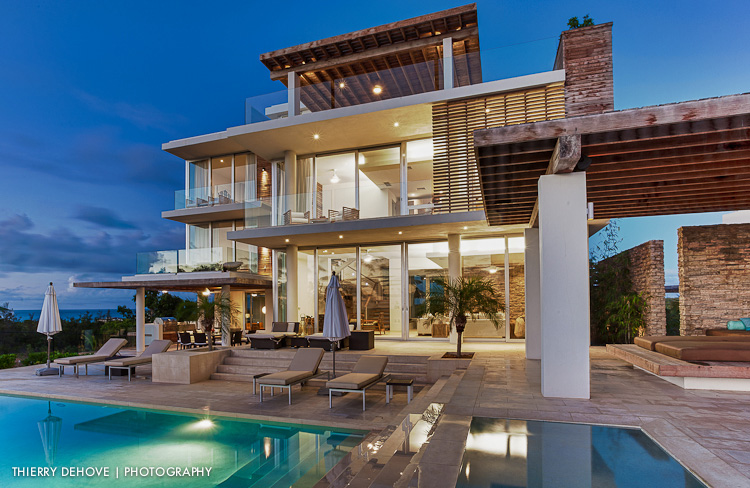 Private Residence - Custom Home Construction