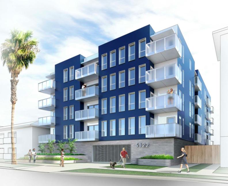 Maplewood Apartment - Los Angeles, CA