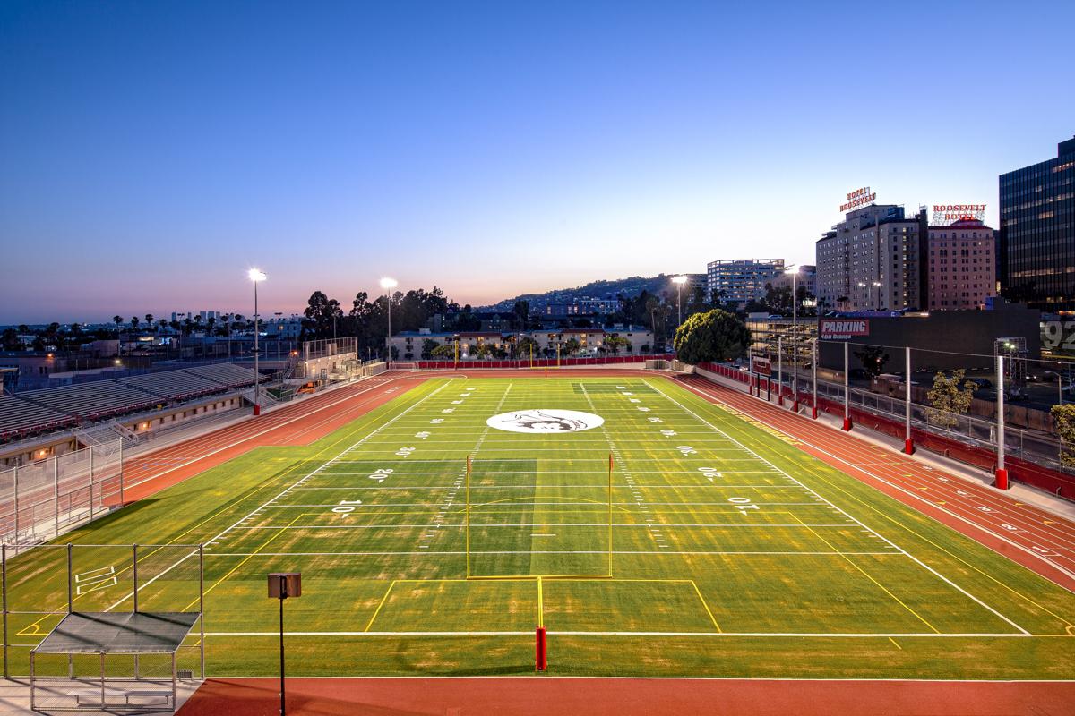 Hollywood High School Track & Field - Los Angeles, CA