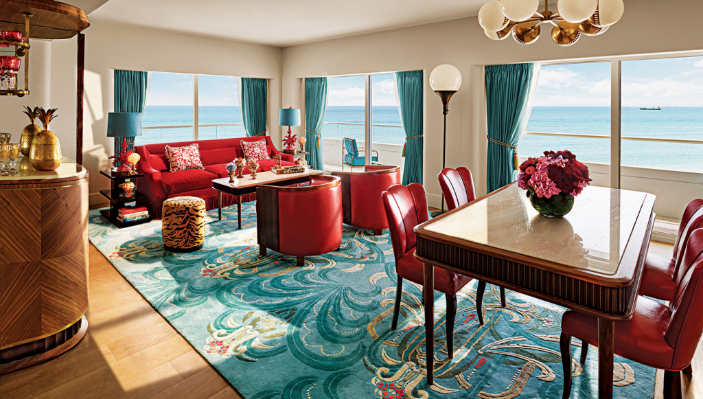Faena Hotel - Miami Beach, Florida