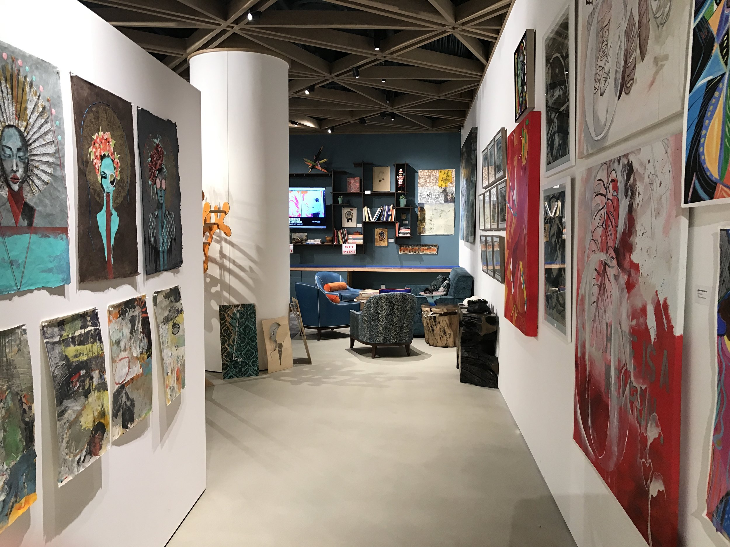 The Current Art Gallery - Nassau, Bahamas