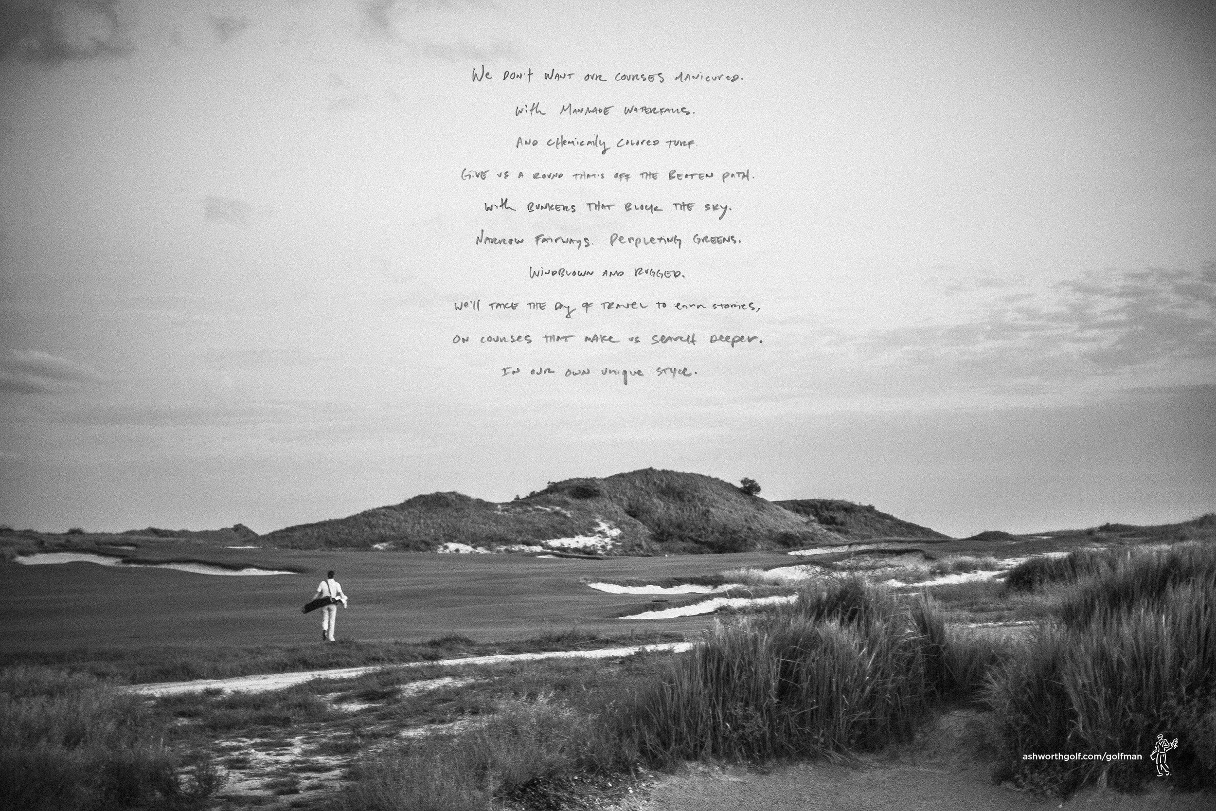 GolfMan_Manifesto
