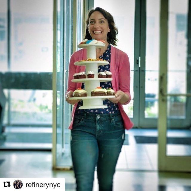 "#Repost @refinerynyc (@get_repost) ・・・ Episode 4 of #motherjudger COMING SOON 🍪🍰🍩School is back in! So is ""THAT"" mom...the 4 tier bake sale, DIY, GF, PTA mom. You love her.. and also want to poke her eyes out with a #2 pencil. Written by @ericpfeffinger  Directed and edited by @cutanddryfilms  With Refinery members: @thelaurashoop @ursulaabbott and @jeaninebartel  Click link in profile to see the other episodes of Season 1! #momhumor #comedytruth #comedyvideo #nycwebseries #momtruths #pta #ptabakesale #teacherspet #teachersfavorite #trytoohard #milliondollarsmile #kissass #youdowhatyougottado"