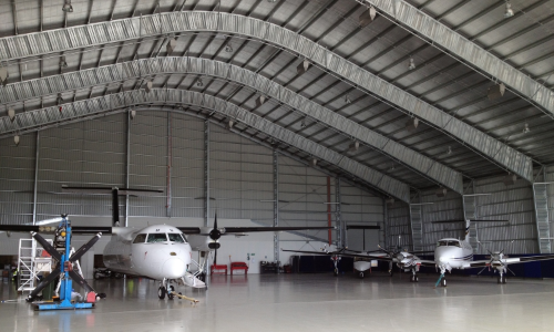 Aircraft Hangar - Brisbane Airport