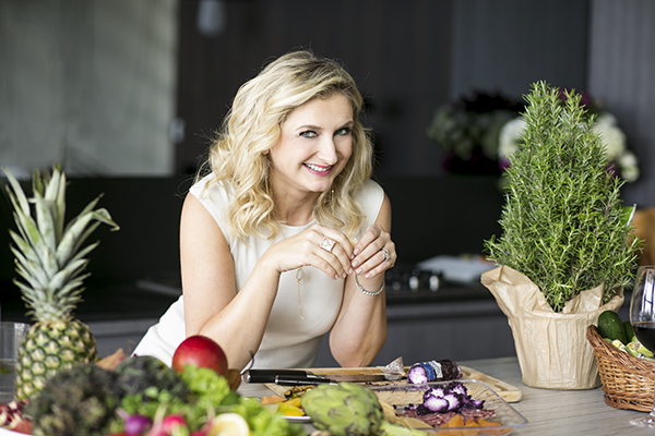 Natalia Levey, Chef & Author