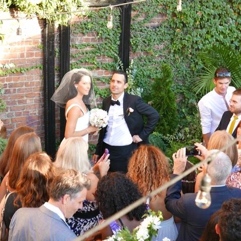 Mel married Matt