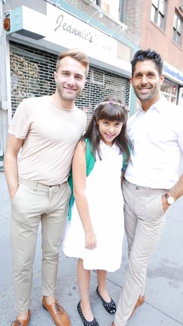 Blaine, me, & my Uncle Chris