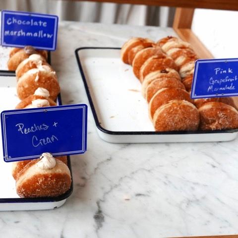 Renee Erickson donuts