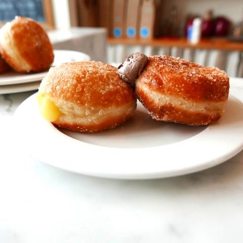 Renee Erickson donut picture
