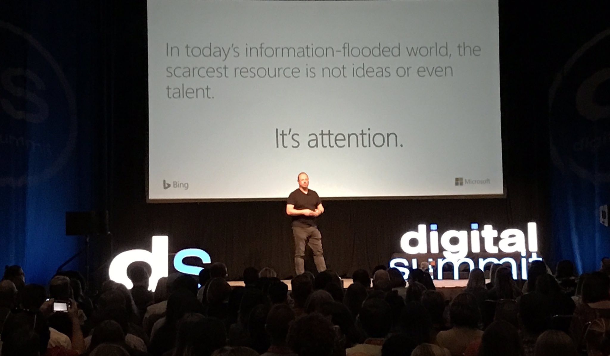 Geoffrey Colon Live at Digital Summit Portland