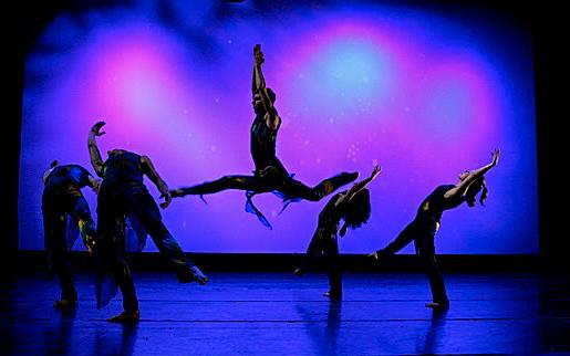 SUNY-FREDONIA 2008 DANCE ENSEMBLE
