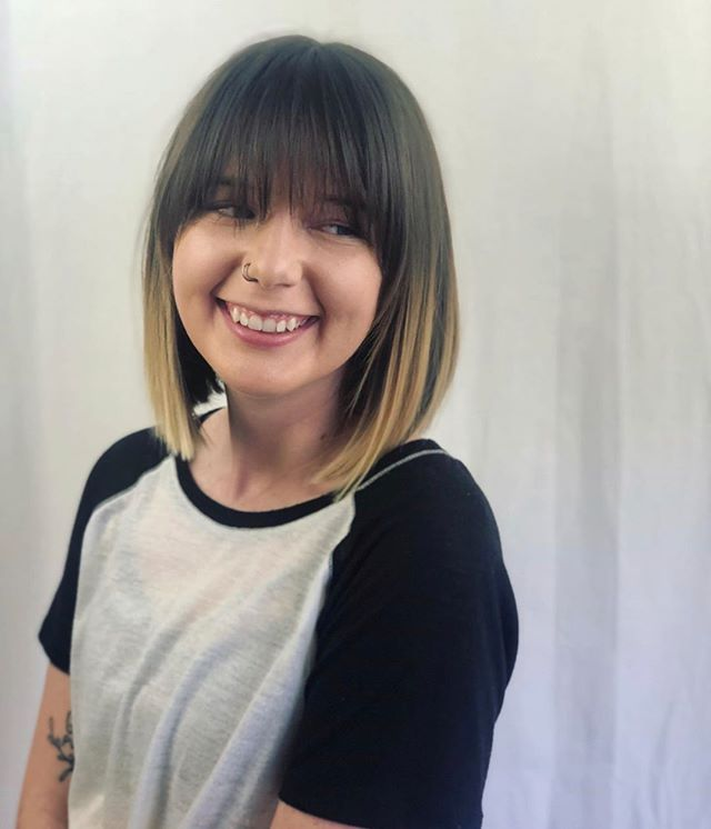 CAROLANNE is one of our three generalists, meaning she offers COLOR & CUT services ⠀⠀⠀⠀⠀⠀⠀⠀⠀ —⠀⠀⠀⠀⠀⠀⠀⠀⠀ call or book her online tuesday - saturday⠀⠀⠀⠀⠀⠀⠀⠀⠀ ▫️▫️▫️⠀⠀⠀⠀⠀⠀⠀⠀⠀ #freshcuts #haircutting #haircutter #knoxvillehairstylist #knoxvillehair #haircoloring #haircolorideas #kevinmurphycolorme #lovekevinmurphy #kevinmurphy #kevinmurphyhair #mrsmith #mrsmithhair #ecofriendlyproducts #ecosalon #greencirclesalons #greencirclesalon #petacertified #petaapproved #crueltyfreebeauty #crueltyfreehaircare #organichaircare #behindthechair_com #mastersofbalayage #snipsnip #haircutstyle #haircutinspo #geohairlab #geogeneration #knoxville