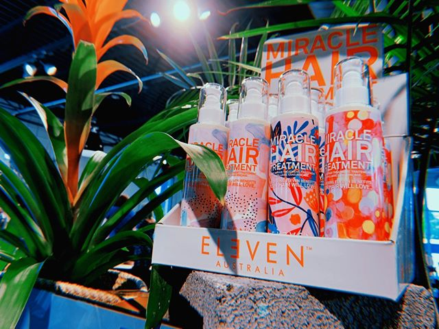 MIRACLE HAIR TREATMENT from @elevenaustralia delivers E L E V E N benefits for shiny smiley strands 😌😌😌⠀⠀⠀⠀⠀⠀⠀⠀⠀ —⠀⠀⠀⠀⠀⠀⠀⠀⠀ ALL PRODUCTS RETAIL FOR $22 😲😲😲⠀⠀⠀⠀⠀⠀⠀⠀⠀ —⠀⠀⠀⠀⠀⠀⠀⠀⠀ AVAILABLE @geohairlab T U E S - S A T⠀⠀⠀⠀⠀⠀⠀⠀⠀ 😛😛😛 ⠀⠀⠀⠀⠀⠀⠀⠀⠀ —⠀⠀⠀⠀⠀⠀⠀⠀⠀ #elevenaustralia #elevenaustraliadenmark #elevenaustraliabelux #elevenaustraliaproducts #elevenaustraliafinland #elevenaustrliaedu #petaapproved #petacertified #crueltyfreebeauty #sustainablebeauty #veganbeauty #veganbeautyproducts #glutenfreevegan #glutenfreebeauty #organicingredients #naturalingredients #sustainablehaircare #elevenaus #crueltyfreehair #crueltyfreehaircare #crueltyfreebeautyproducts #haircareproducts #veganhaircare #australianhaircare #recyclablepackaging #ecofriendlybeauty #greencirclesalons #greencirclesalon #geogeneration #geohairlab
