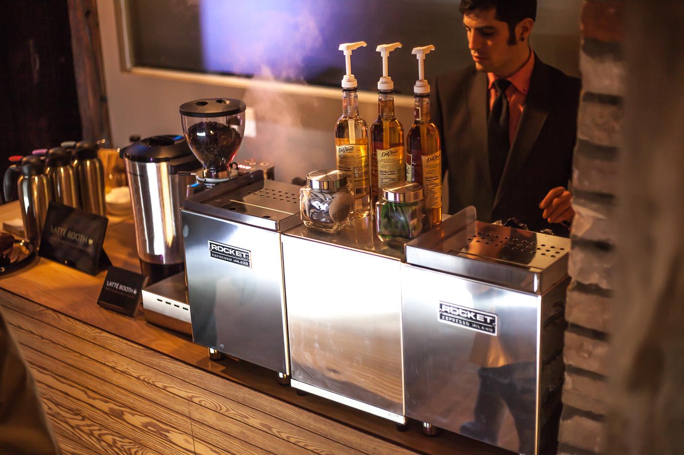 Barista Mobile Espresso Bar