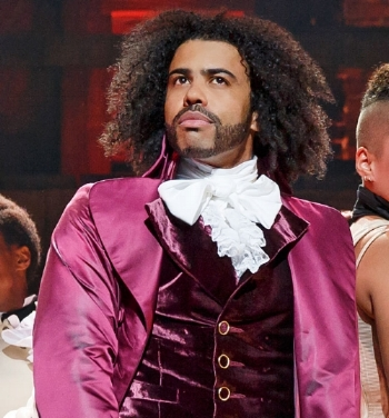 """Daveed Diggs, Tony Award Winner, """"Hamilton""""     """"Mary Jo is the only voice teacher I had ever worked with before Hamilton. I went from actually never singing before to starring in a Broadway musical. And it's because she was able to very quickly teach me the mechanics of how my voice worked in a way that I could apply to any situation. Mary Jo is THE BEST!"""""""