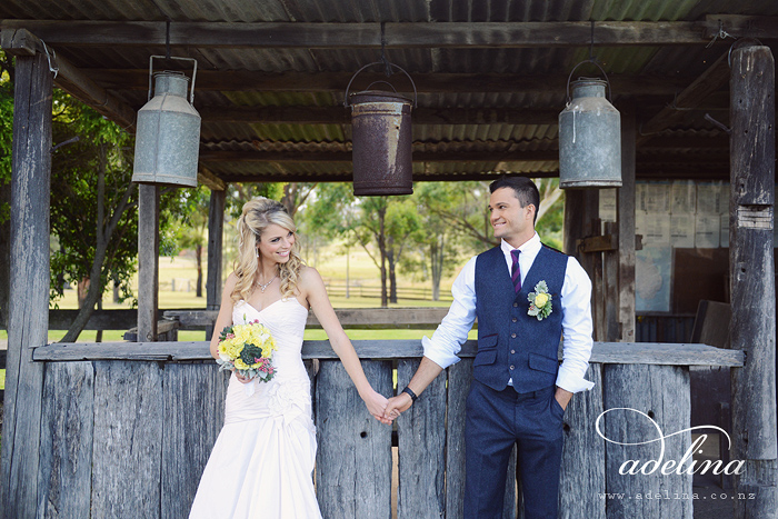 Country Rustic Styled Shoot