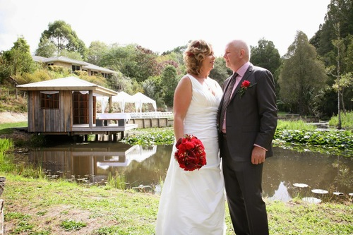 Real Wedding: Lynn and Peter