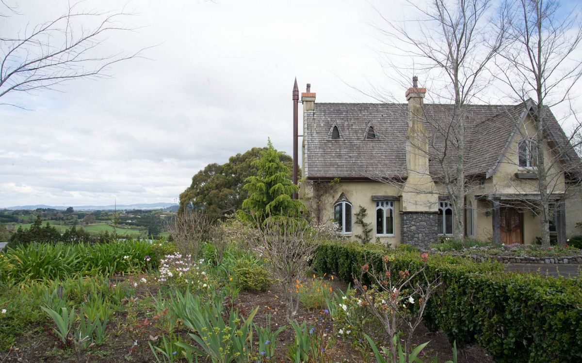 The French Country House Tauranga  (via)