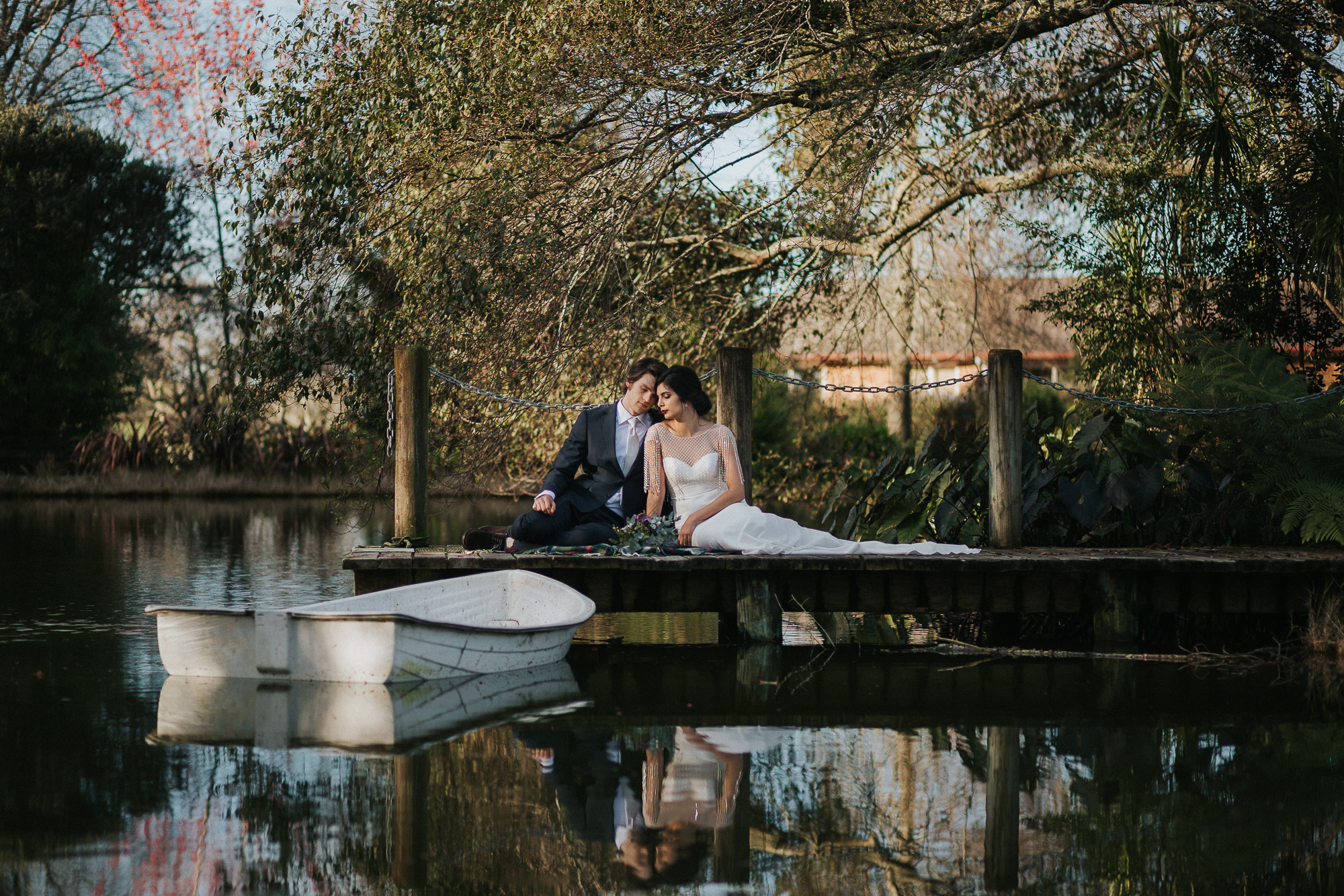Image by Samantha Donaldson for our Auckland Weddings Styled Shoot  via: