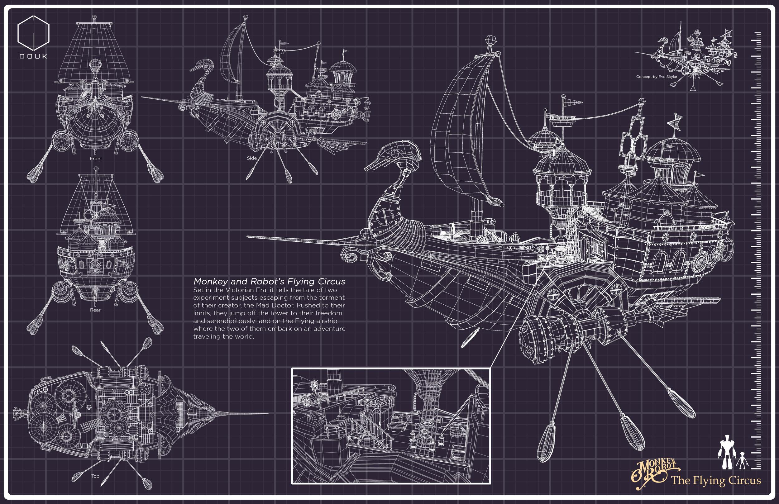 Blueprint Expo Print