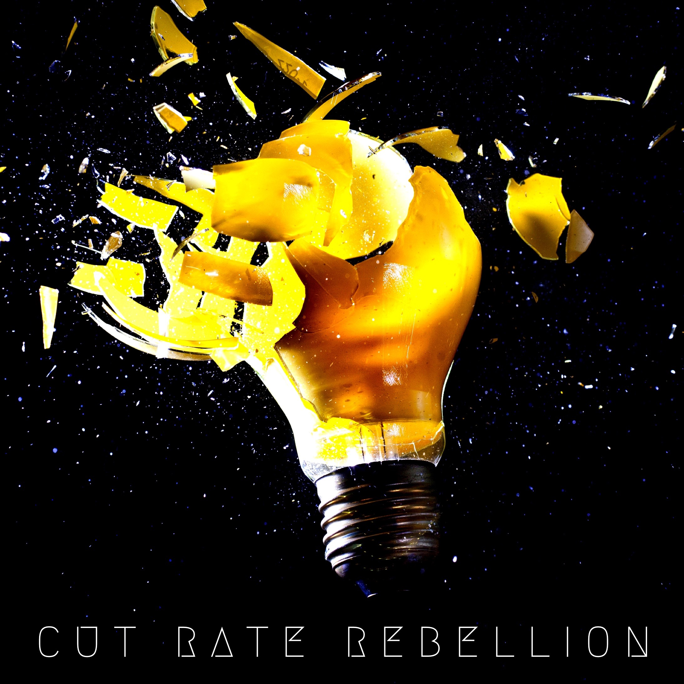 CUT RATE REBELLION. . . . . . . . . . 2018  Colab. with DC rapper Issa Agape