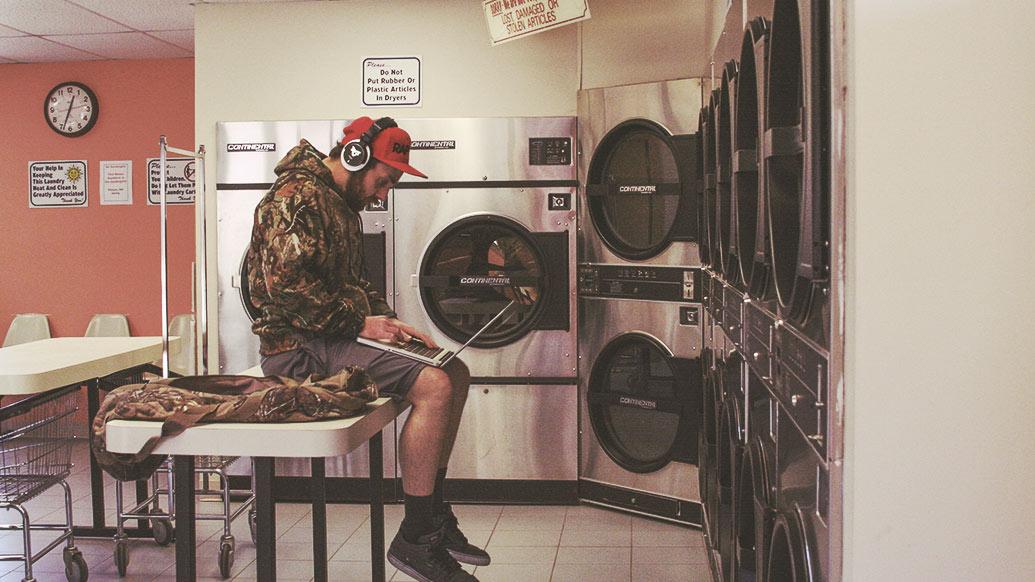 Laundry Fan