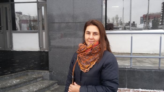 Алена Красулина
