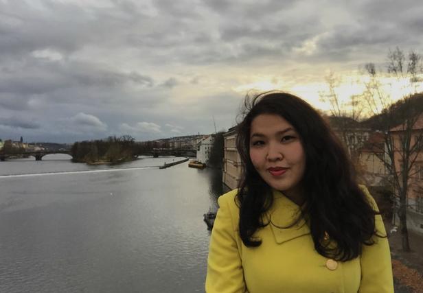 Бегимай Сатаева