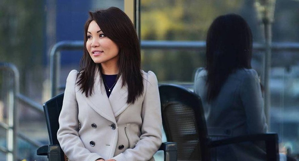 Эльвира Сурабалдиева. Фото: Бишкекчанка
