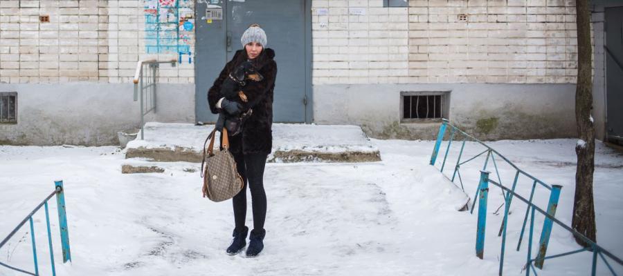 Кристина Морозова. Фото: Михаил Солунин \ Медиазона