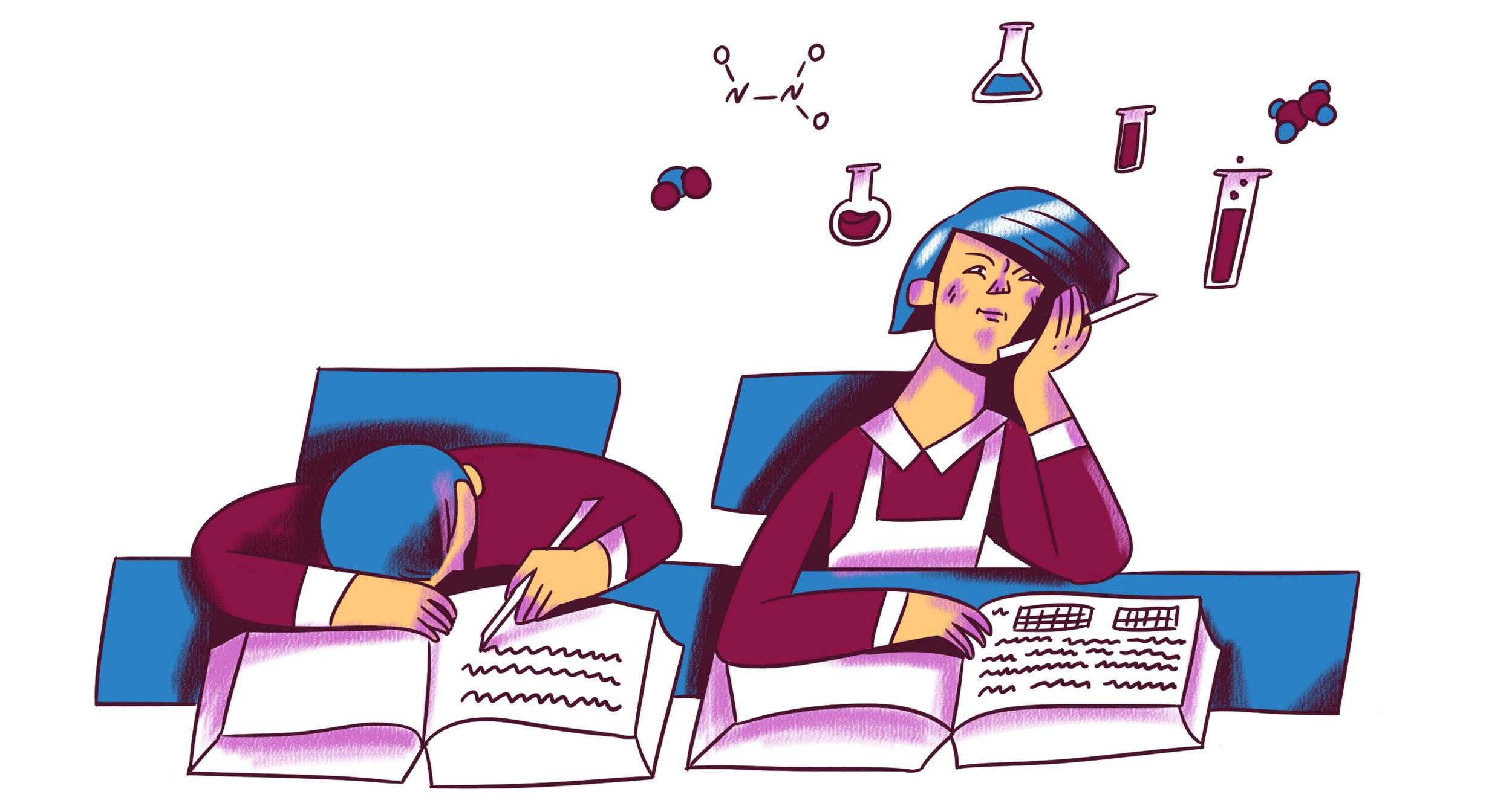 Иллюстрация: Татьяна Зеленская