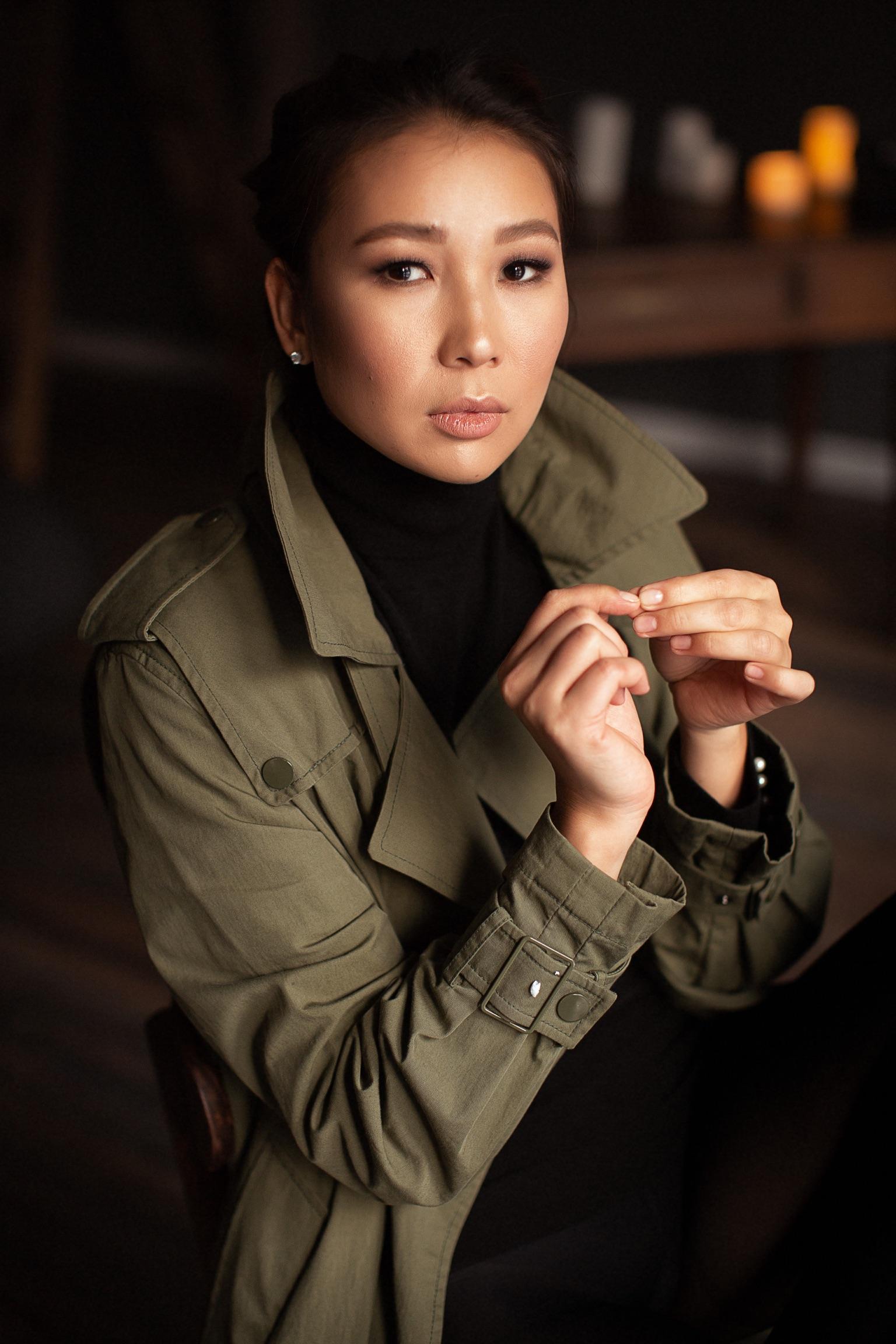Айымжан Алмазбекова, дизайнер, основатель брендов и модных проектов , бизнесвумен. Фото: Ажар Шабданова