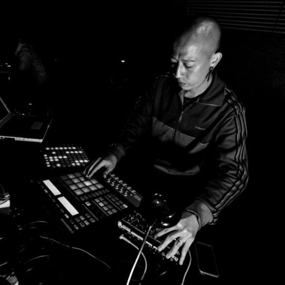 KAYE  Co-founder / Head of Ops / DJ / Producer