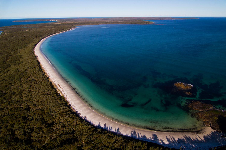 HareBay, Jervis  Bay NSW
