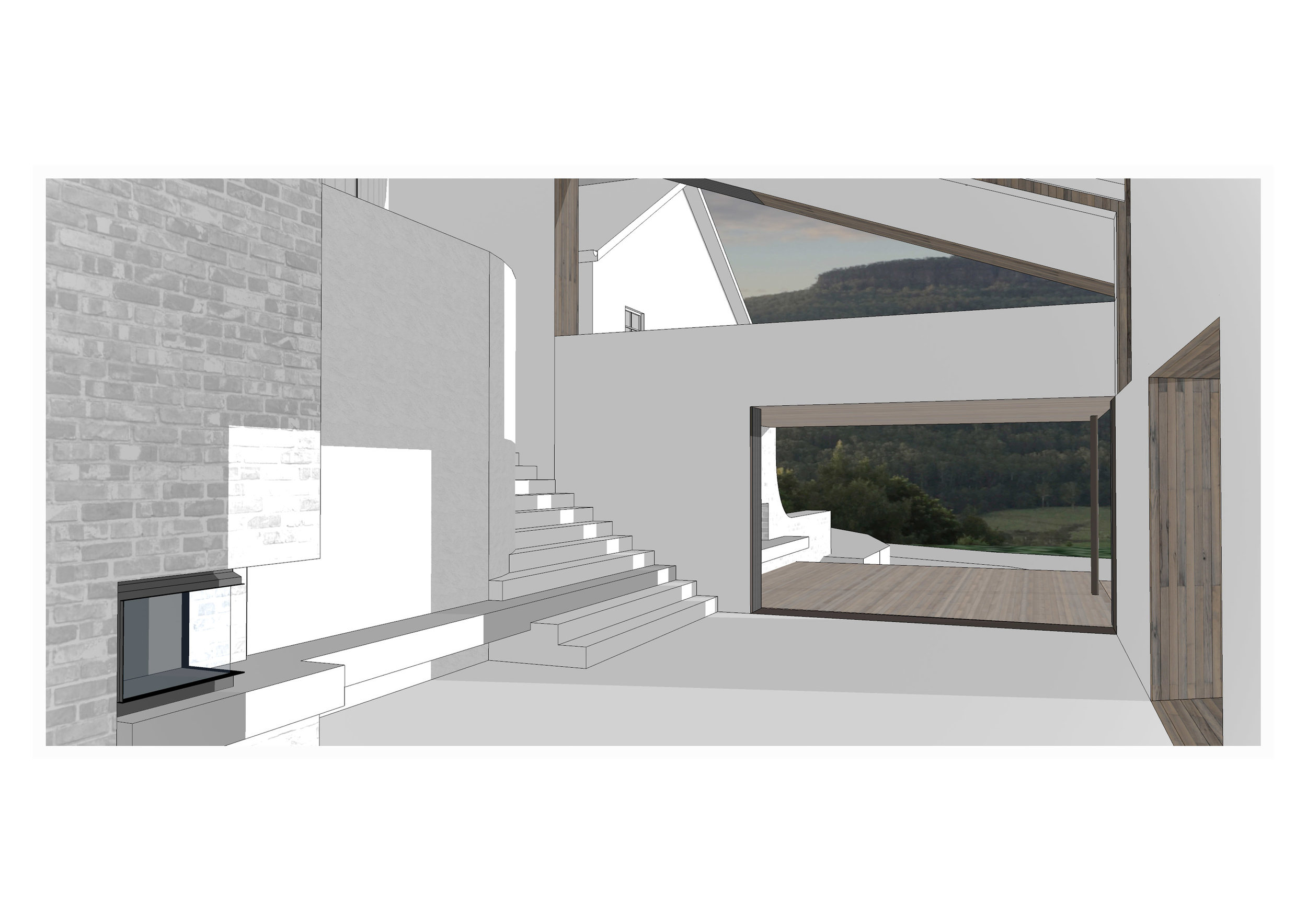 Located in Kangaroo Valley _ Currently in construction documentation