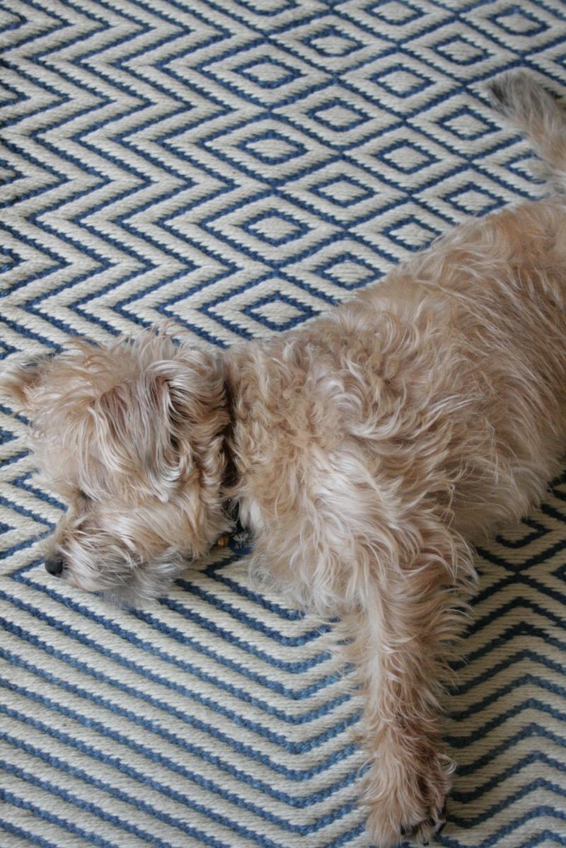 handwoven Newgrange rug