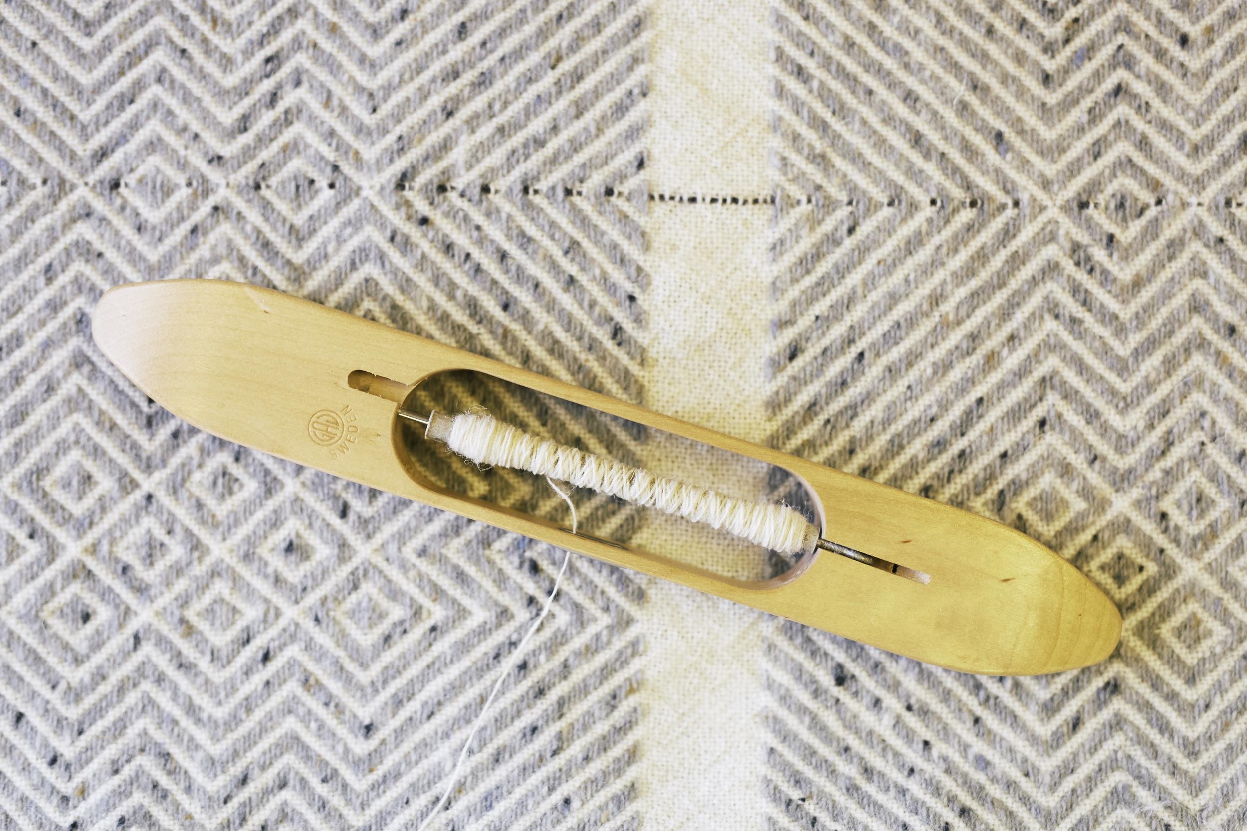 Handwoven wool Ireland