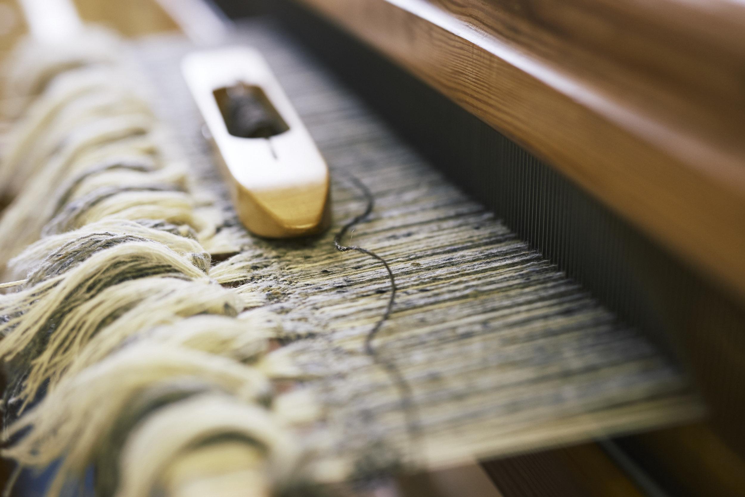 hand weaving Ireland