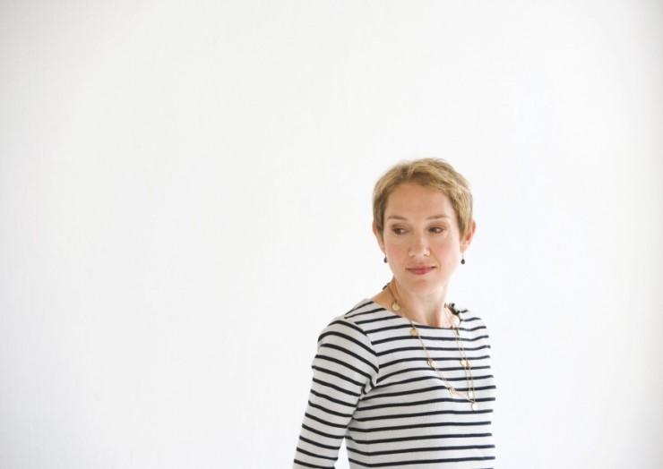 ▲ 하퍼스 바자 영국의 새로운 편집장으로 부임할 저스틴 피카르디. △ The newly appointed Editor-in-Chief of Harper's Bazaar UK, Justine Picardie  사진 제공 허스트 매거진 영국 Photo provided by Hearst Magazines UK