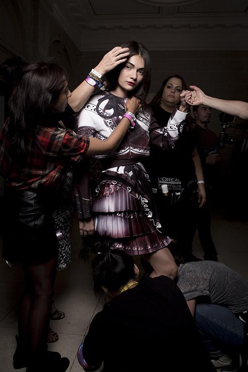 사진 / 영국 패션 협회 제공