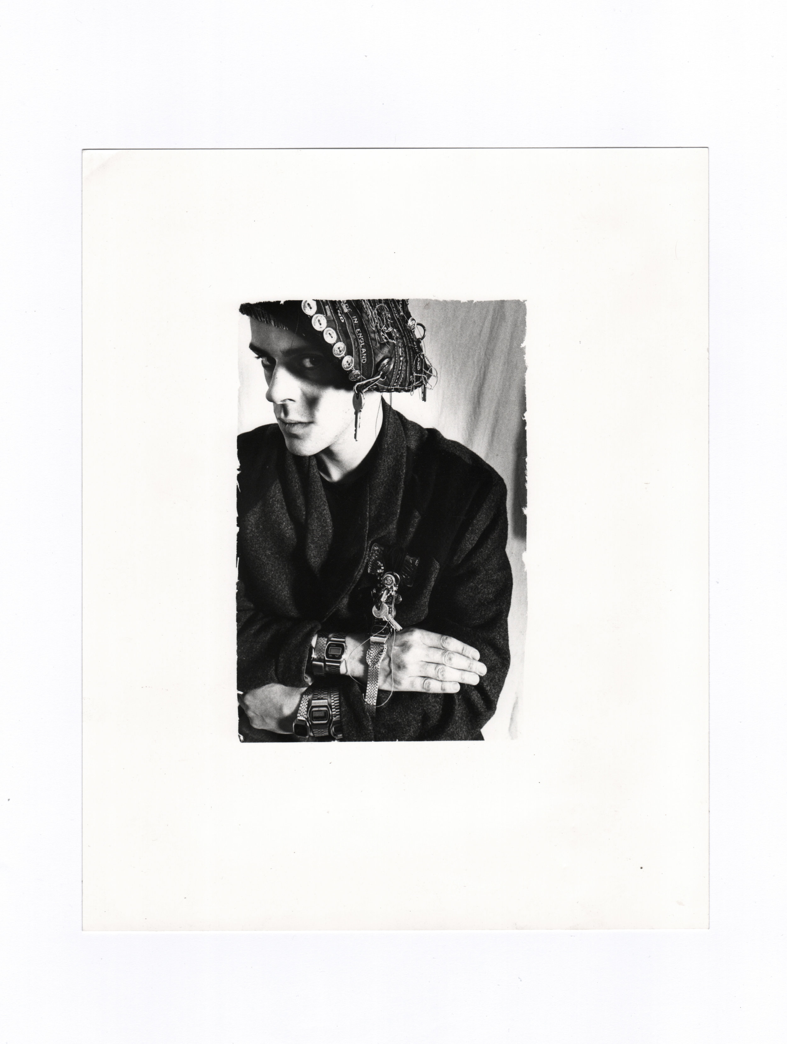 Judy Blame Exhibition at ICA 'Judy Blame, Never Again' ©Judy Blame