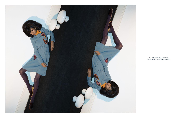 Violet Issue 6 - ph. Quentin Jones