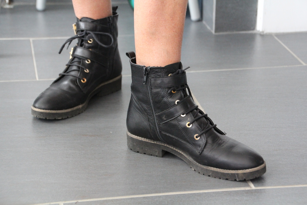 Funky boots for over 50s, Kurt Geiger
