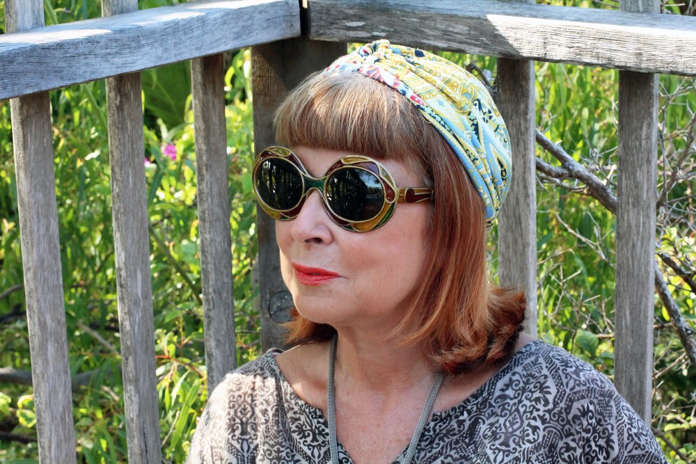 My sunnies were from Trash in Byron Bay and the turban is from  Fullana . Photography by  A Beautiful Weirdo.