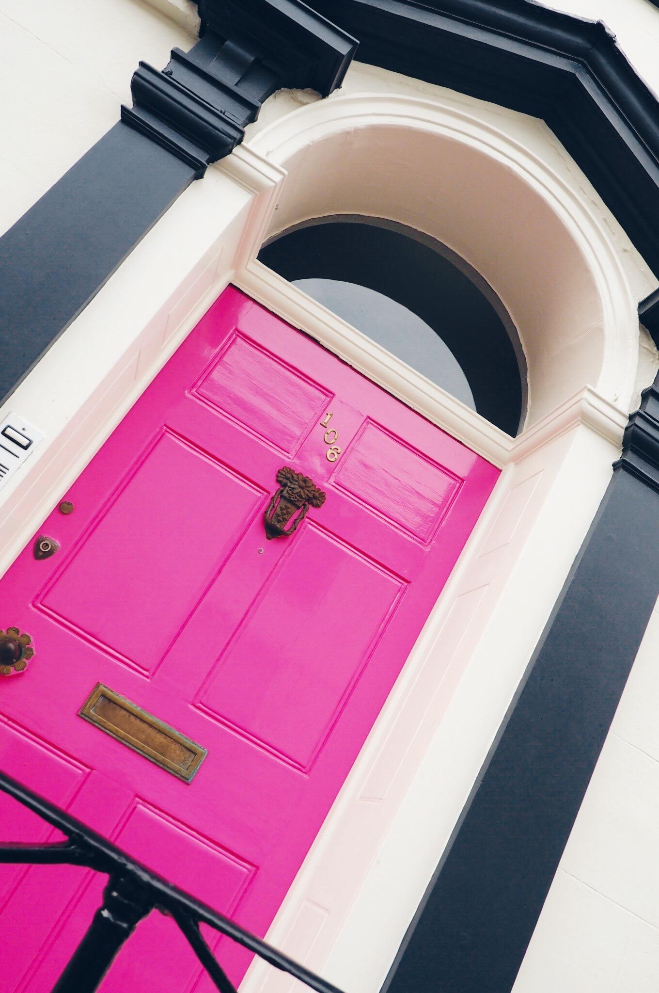 Gorgeous Hastings door