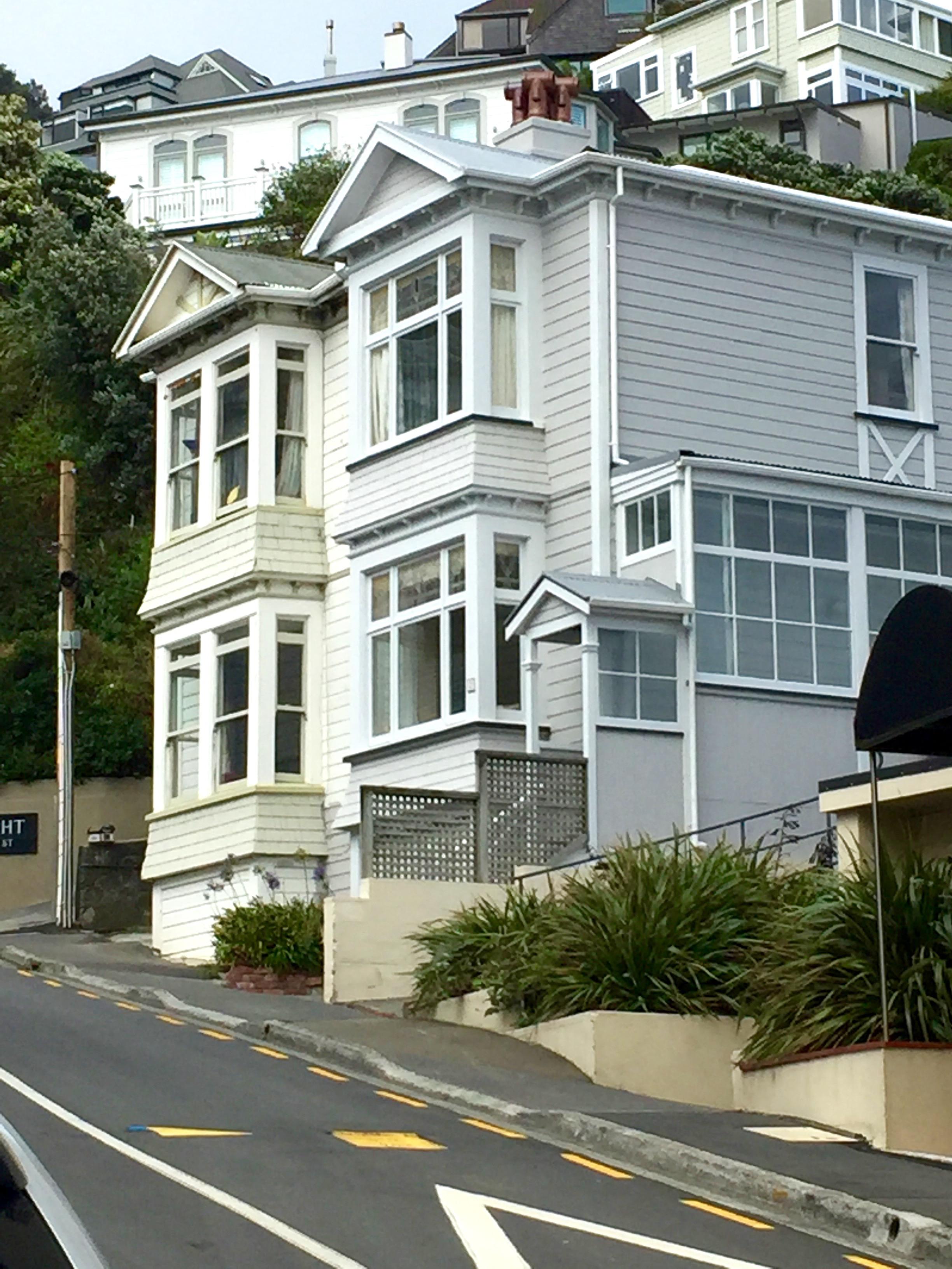 Wellington. NZ.